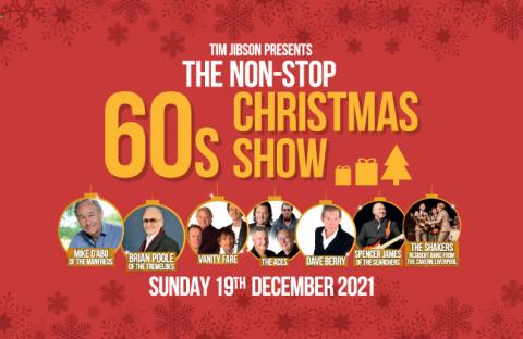 Non stop sixties line up