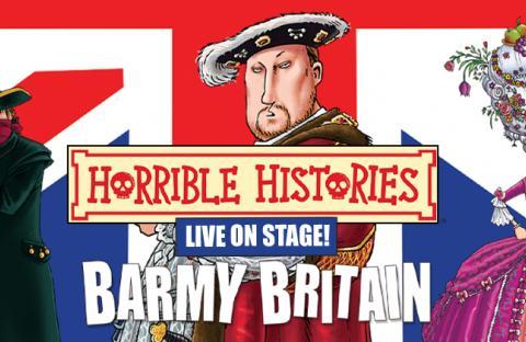 Barmy Britain main image