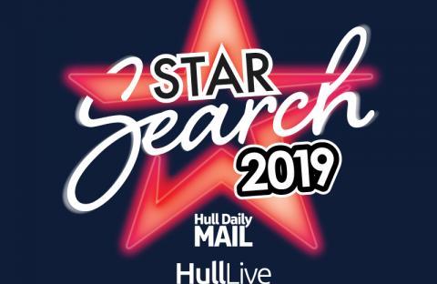 Star Search 2019 logo