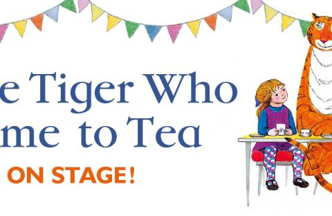 The Tiger Who Came to Tea Live On Stage!
