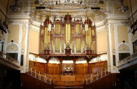 Hull City Hall Organ