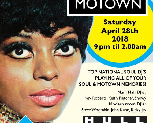 Northern Soul and Motown Night