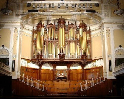 Lunchtime Organ Showcase