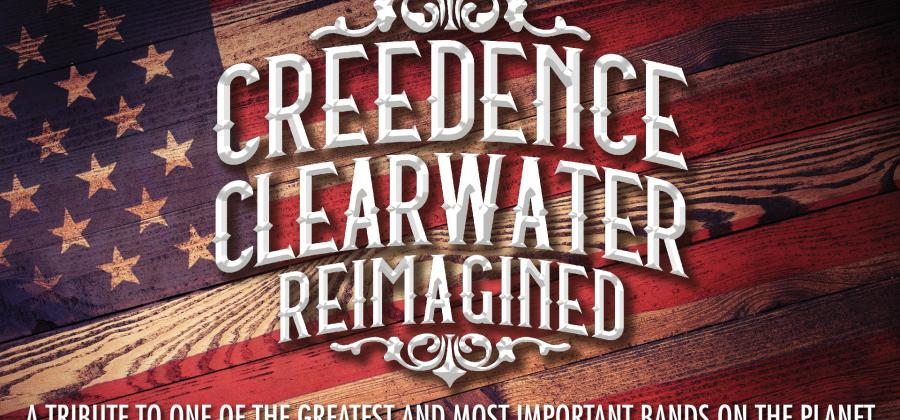 Creedance Clearwater reimagined