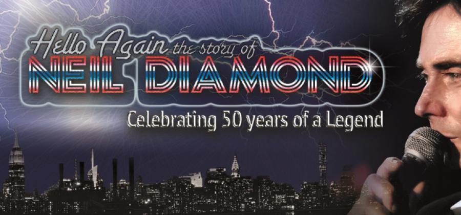 Hello Again Neil Diamond