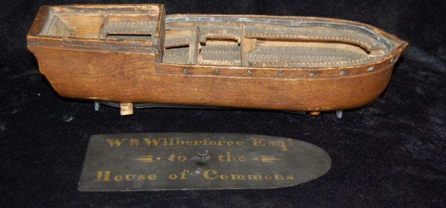 Wilberforce House collections