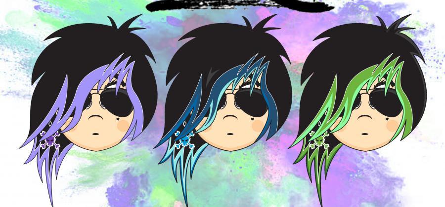 Three Emos