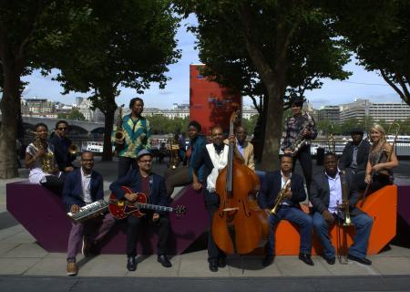 Jazz Jamaica All Stars
